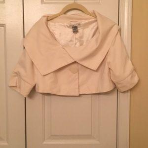 Cropped Jacket for Dresses